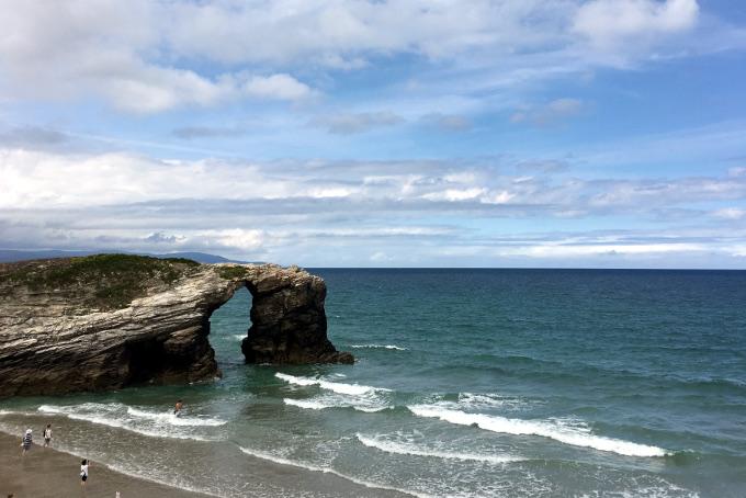 Nord Della Spagna Cartina.Road Trip Nella Spagna Del Nord Paesi Baschi Asturie E Galizia In Auto