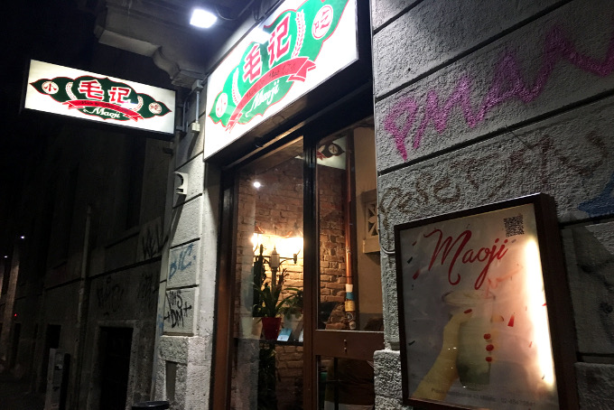 Maoji Street Food Milano