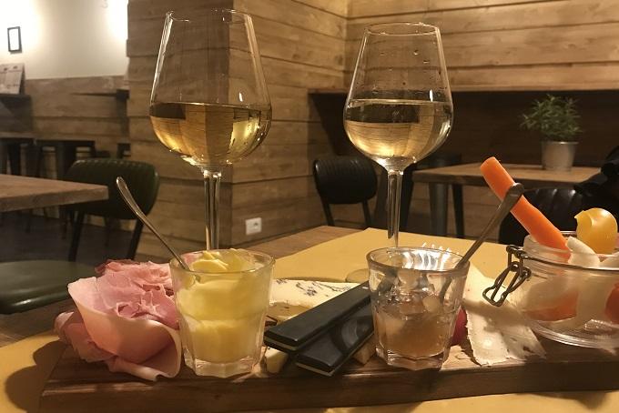 Officine Panino aperitivo milano