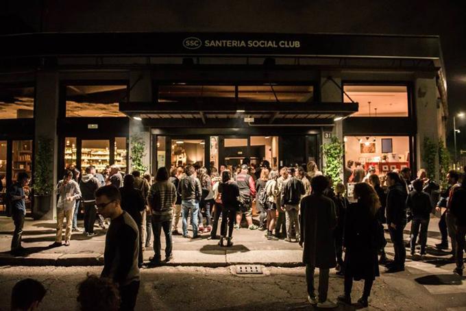 Capodanno Milano Santeria
