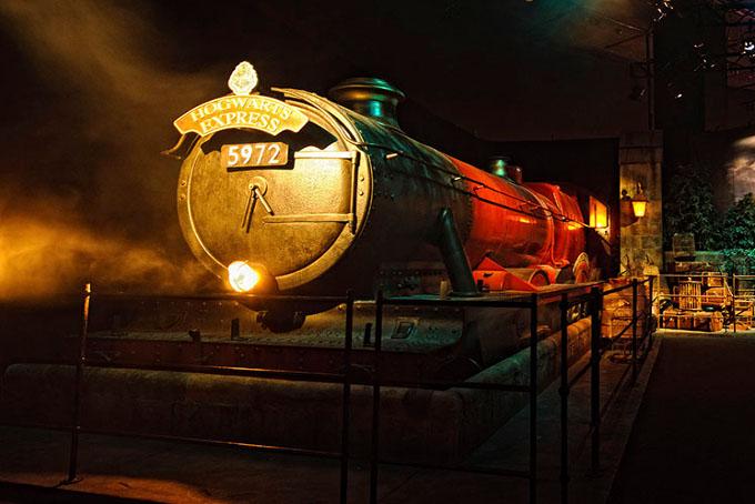 Harry Potter mostra Milano