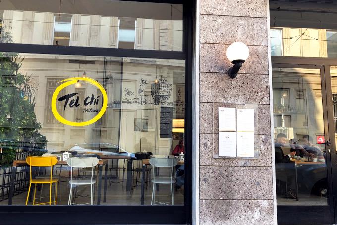 Tel Chi Milano Brunch