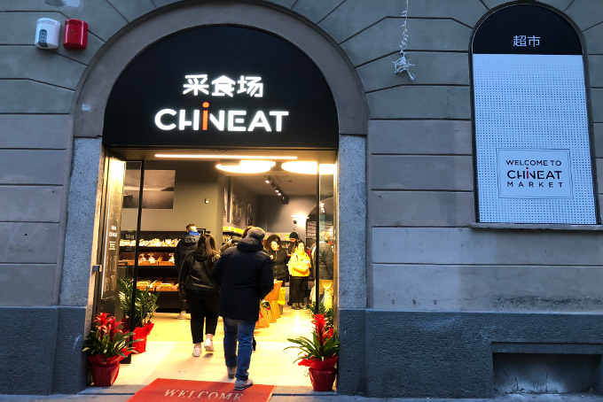 Chineat Milano
