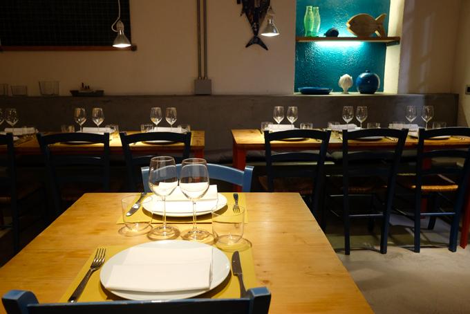 Ringa Locanda del pesce ristorante Milano