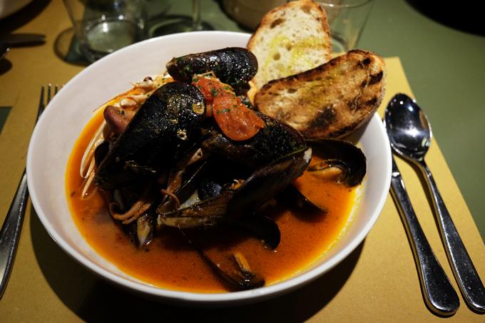 Ringa locanda del pesce ristoranti Milano