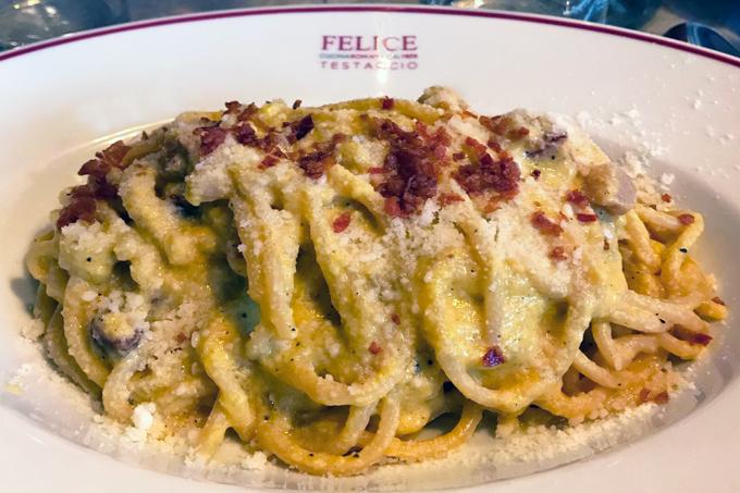 Felice a testaccio ristoranti romani a milano