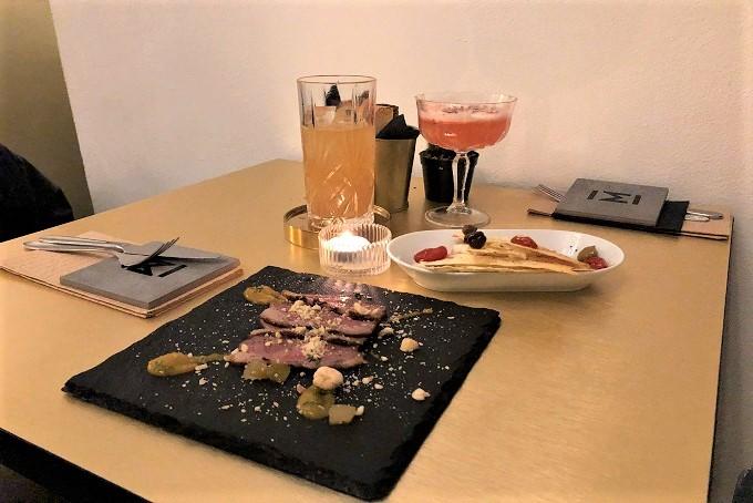Momento aperitivo gourmet navigli Milano