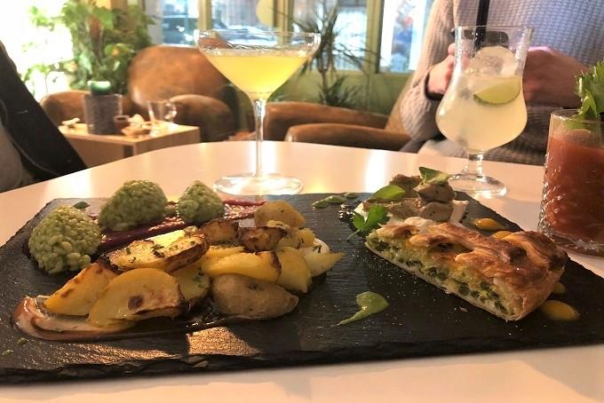 Walden aperitivo gourmet ticinese Milano