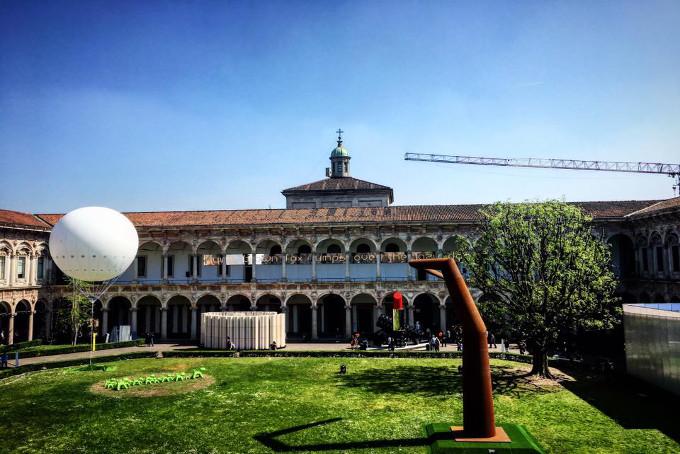 Chiostri Milano Statale
