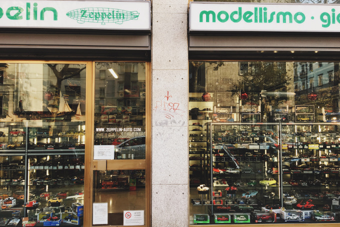 Negozi Giocattoli Milano