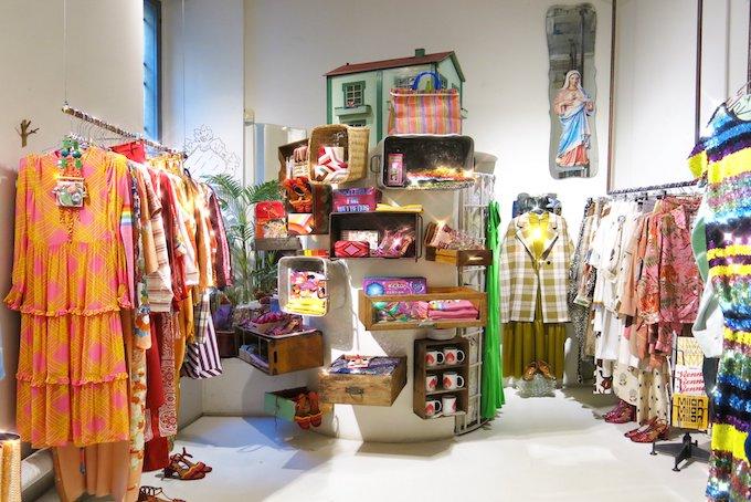 10 bellissimi negozi di abbigliamento per lo shopping a ...