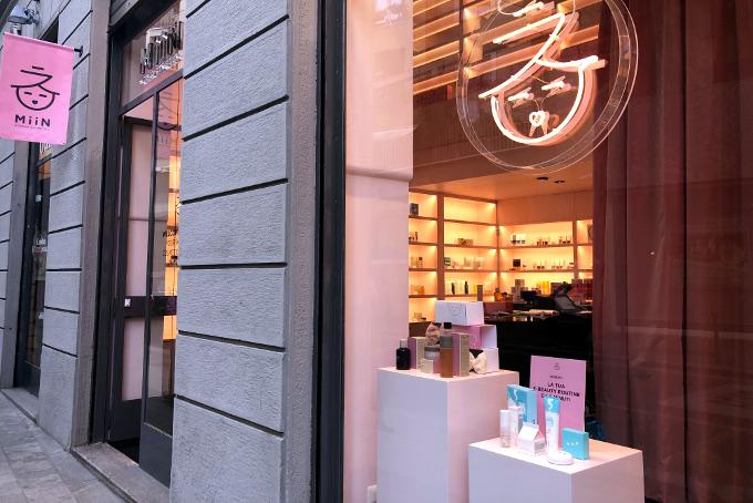 Miin Cosmetics Milano Beauty Coreano