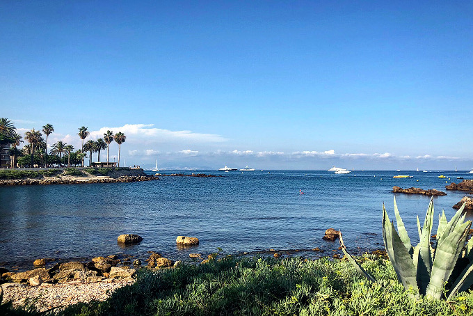 Costa Azzurra cosa fare dove mangiare Antibes