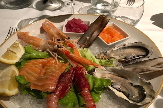 Ristoranti pesce economici Milano