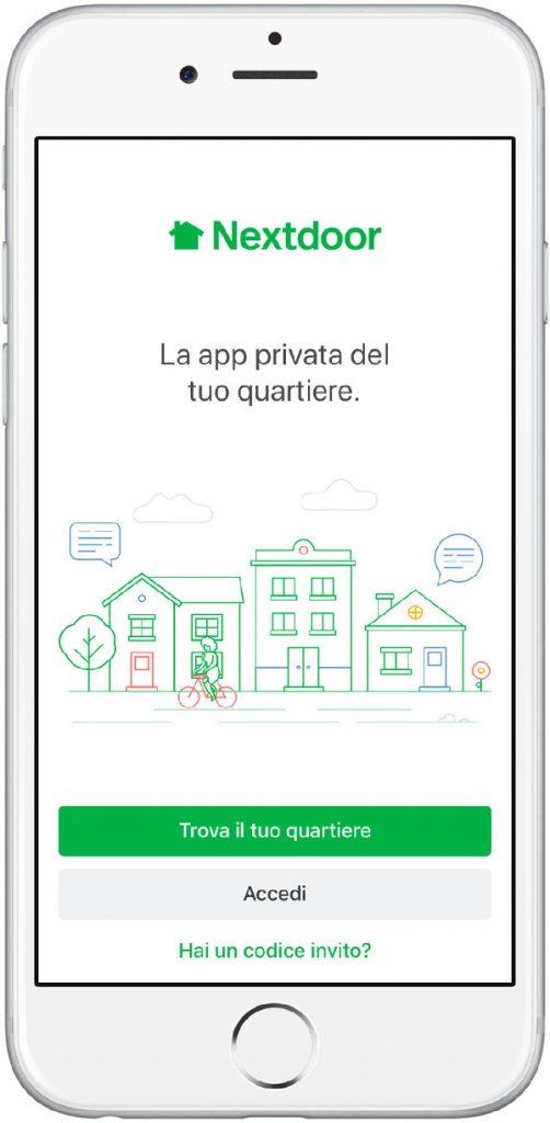 App Nextdoor