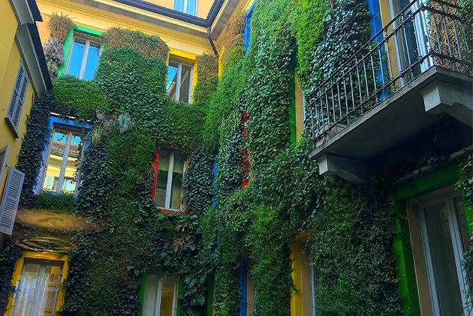 Locali Colorati Milano