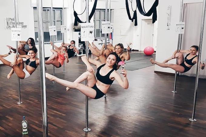 Scuole di Pole Dance a Milano
