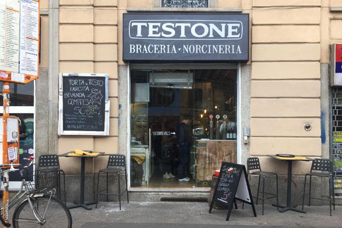 Testone Milano Ristorante Umbro